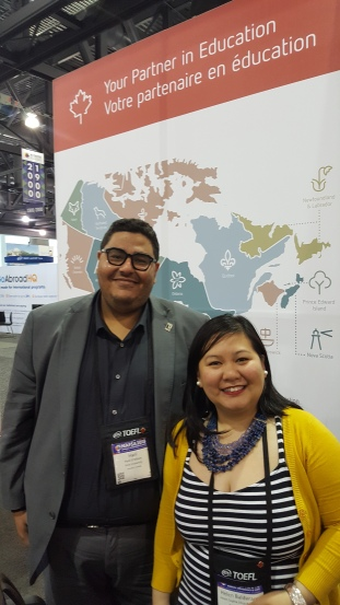 NAFSA 2018_Helen and Hani